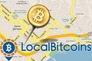 Local Bitcoins vs Coinbase